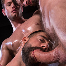 Raging Stallion: Tex Davidson, Ace Era and Teddy Torres