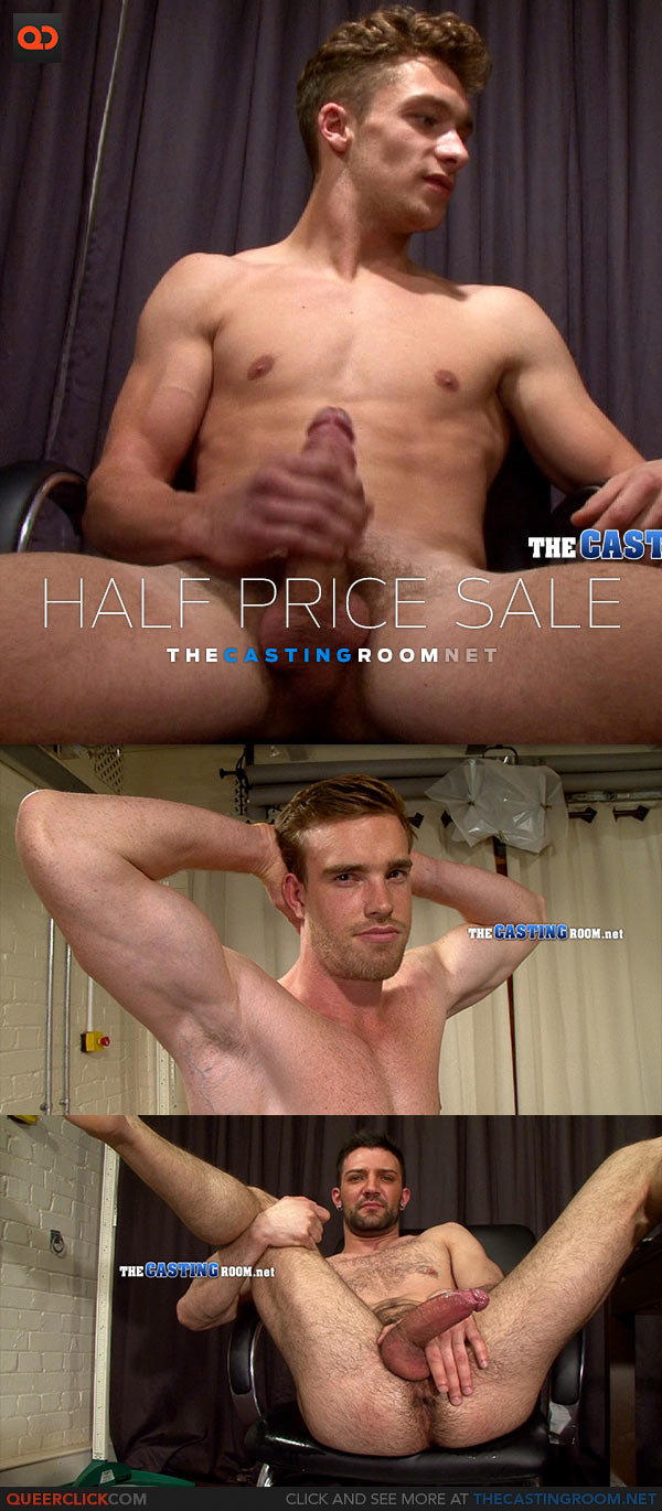 The Casting Room: Last Chance to Join for Half Price!
