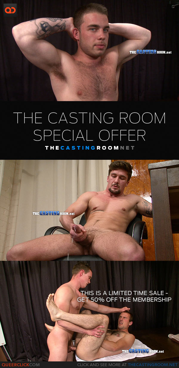 Join TheCastingRoom.net for Half Price! Ends Soon!