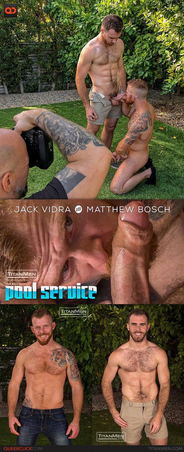 TitanMen: Jack Vidra and Matthew Bosch Flip Fuck