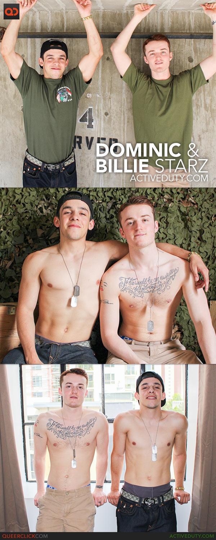Active Duty: Dominic & Billie Starz