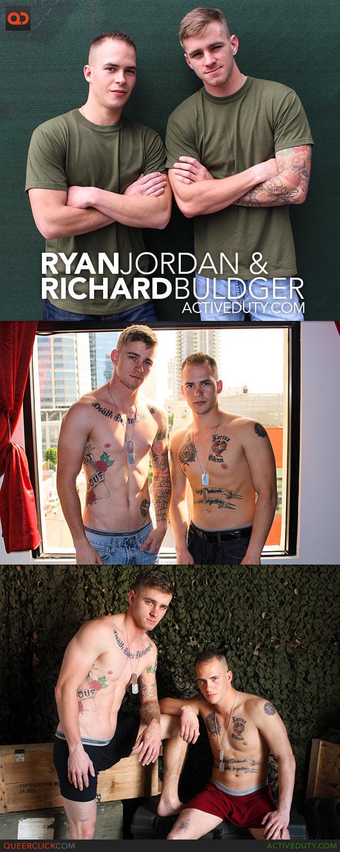 Active Duty: Ryan Jordan & Richard Buldger