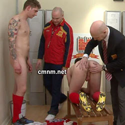 CMNM.net – Sportsmen's Locker Room Anal Inspection