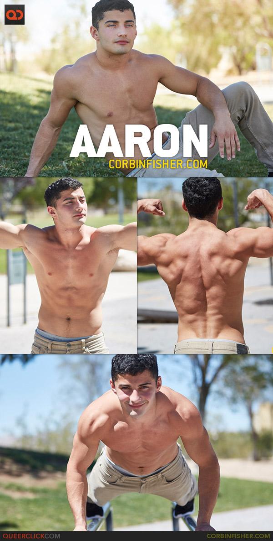 Corbin Fisher: Aaron