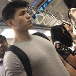 Street Crush on SG MRT