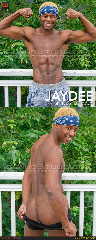Island Studs: Jaydee