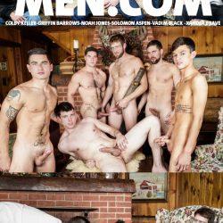 Men.com: Colby Keller, Griffin Barrows, Noah Jones, Solomon Aspen, Vadim Black ,Xander Brave
