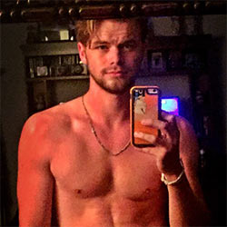 Kenton Duty, From Disney's Shake It Up!, Alleged Jerk Off Video Hits!