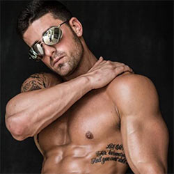 """Magic"" Mike Crescenzo, From MTV's Real World Seattle Bad Blood, Naked Photos From His Past Surface!"