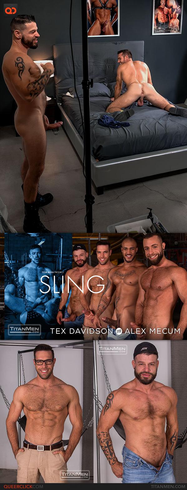 TitanMen: Tex Davidson and Alex Mecum - Sling