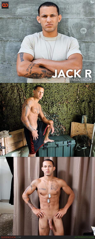 Active Duty: Jack R
