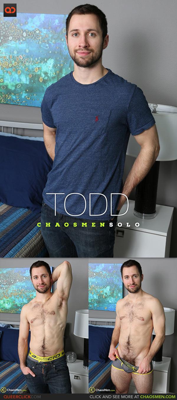 ChaosMen: Todd
