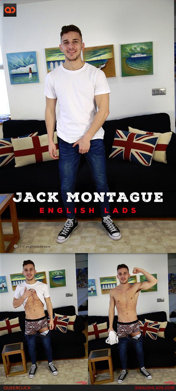 English Lads: Jack Montague