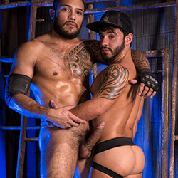 Falcon Studios: Rafael Lords and Ryan Cruz