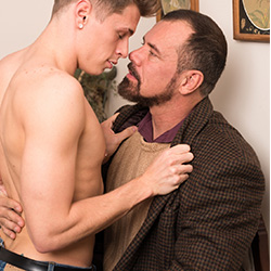 IconMale: Max Sargent and Troy Accola