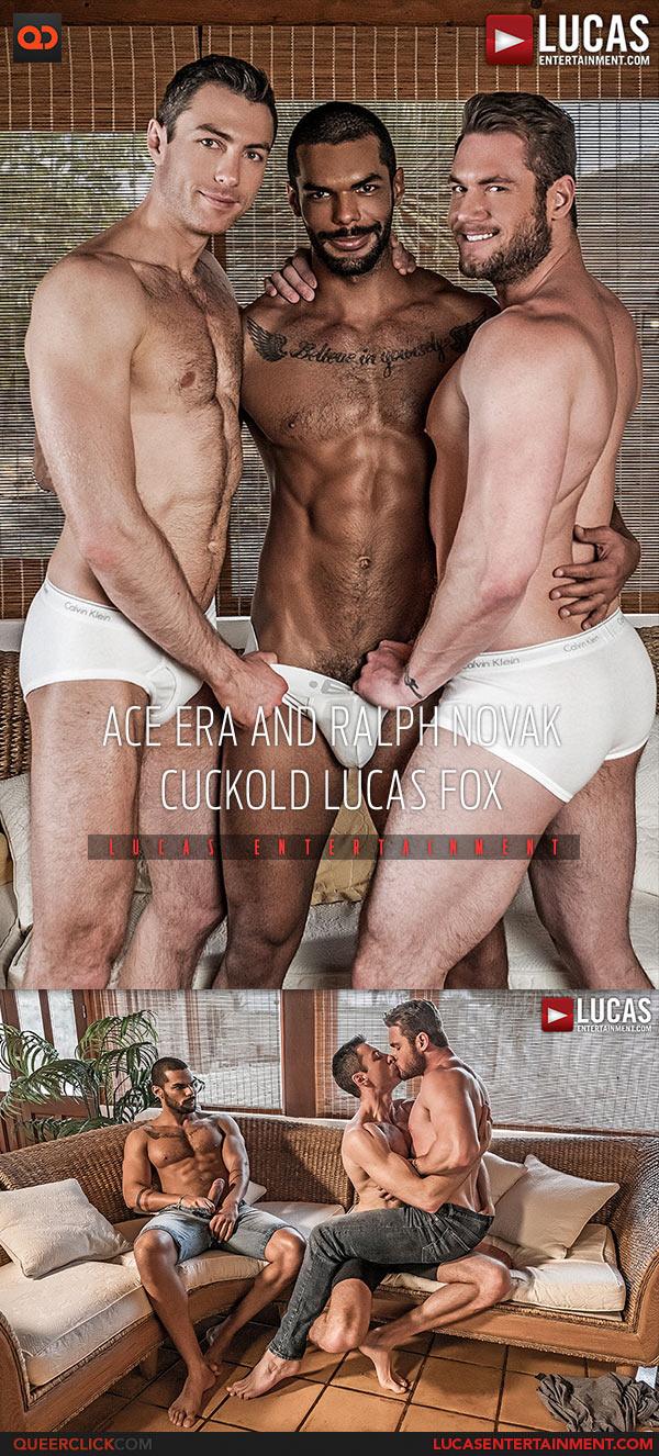 Ace Heragay Porn lucas entertainment: lucas fox and ralph novak fuck ace era