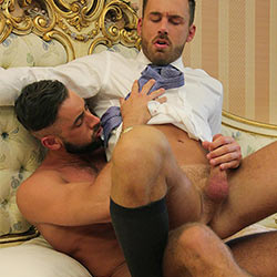 MenAtPlay: Kept – Massimo Piano and Logan Moore