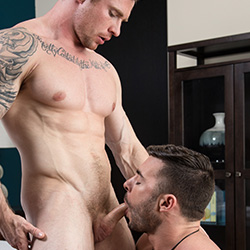 Next Door Studios: Markie More and  Derek Bolt