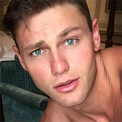 Charles-Laurent Marchand, French Model, Alleged Cock Photos From Grindr And Jerk-Off Video Leak!