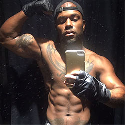 Milan Christopher, From VH1's Love & Hip Hop: Hollywood, Goes Full-Frontal In Glossy Photoshoot!