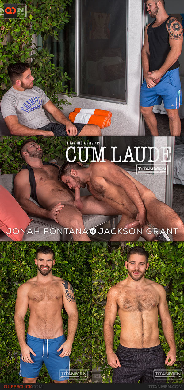 TitanMen: Jonah Fontana and Jackson Grant - Cum Laude