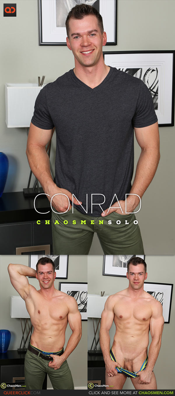 ChaosMen: Conrad