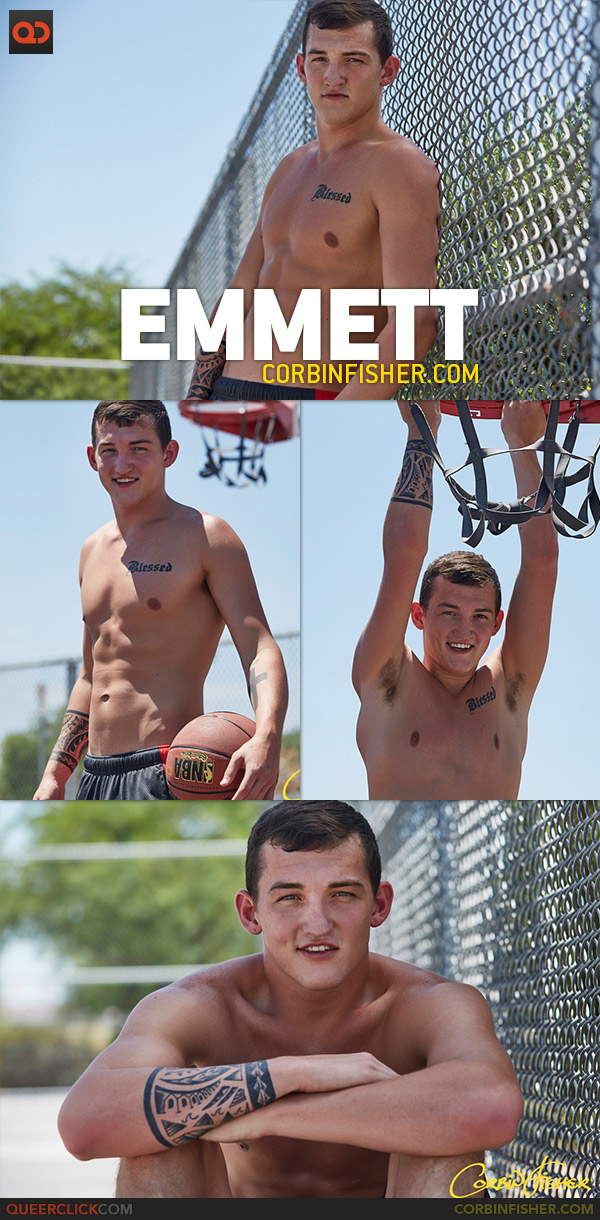 Corbin Fisher: Emmett