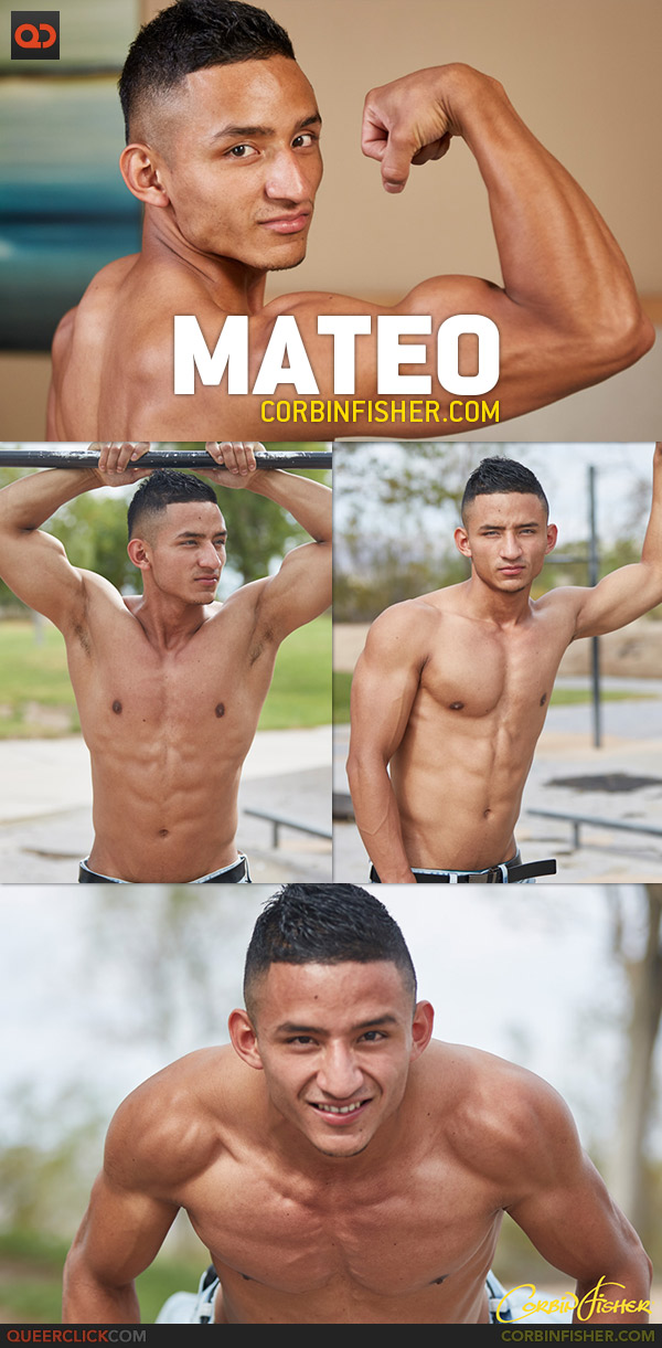 Corbin Fisher: Mateo