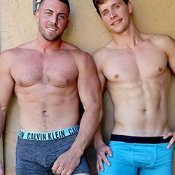 Gayhoopla: Adrian Monroe and Derek Jones