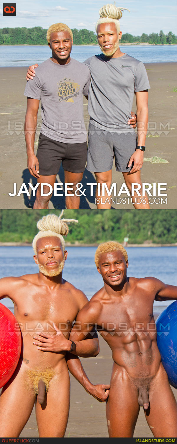 Island Studs: Jaydee and Timarrie