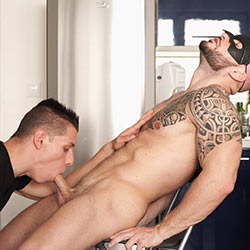 Maskurbate: Paying Rent Sucks – Peter and David