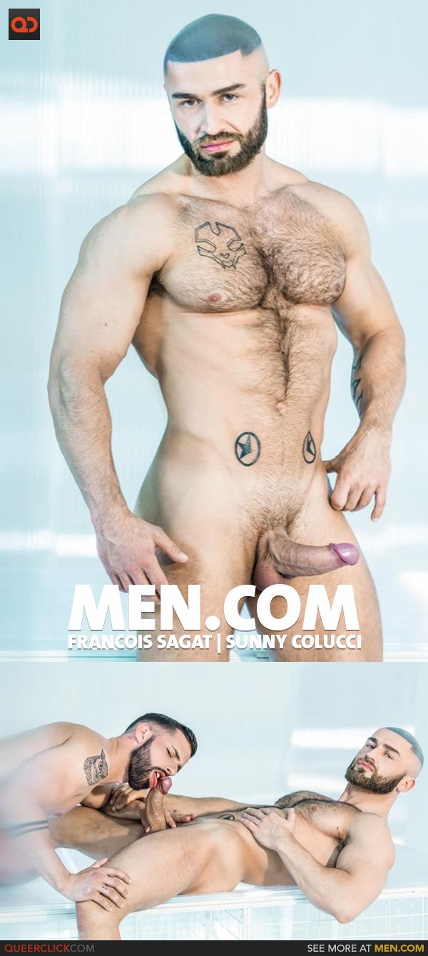 Men.com: Francois Sagat | Sunny Colucci