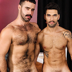 Men.com:  Mick Stallone | Teddy Torres