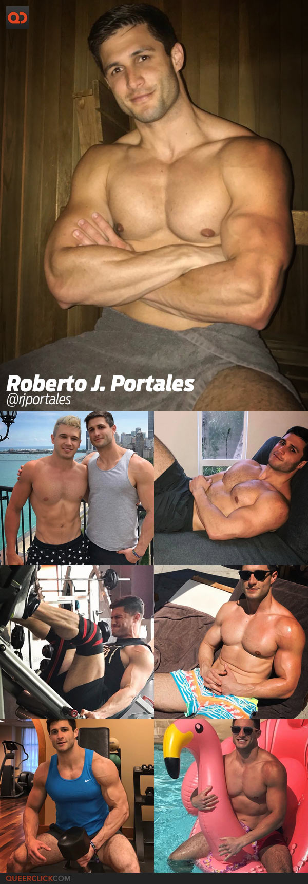 Nine Hot Fitness Models You Need To Follow On Instagram! - Part 1