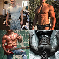 Nine Hot Fitness Models You Need To Follow On Instagram! – Part 2