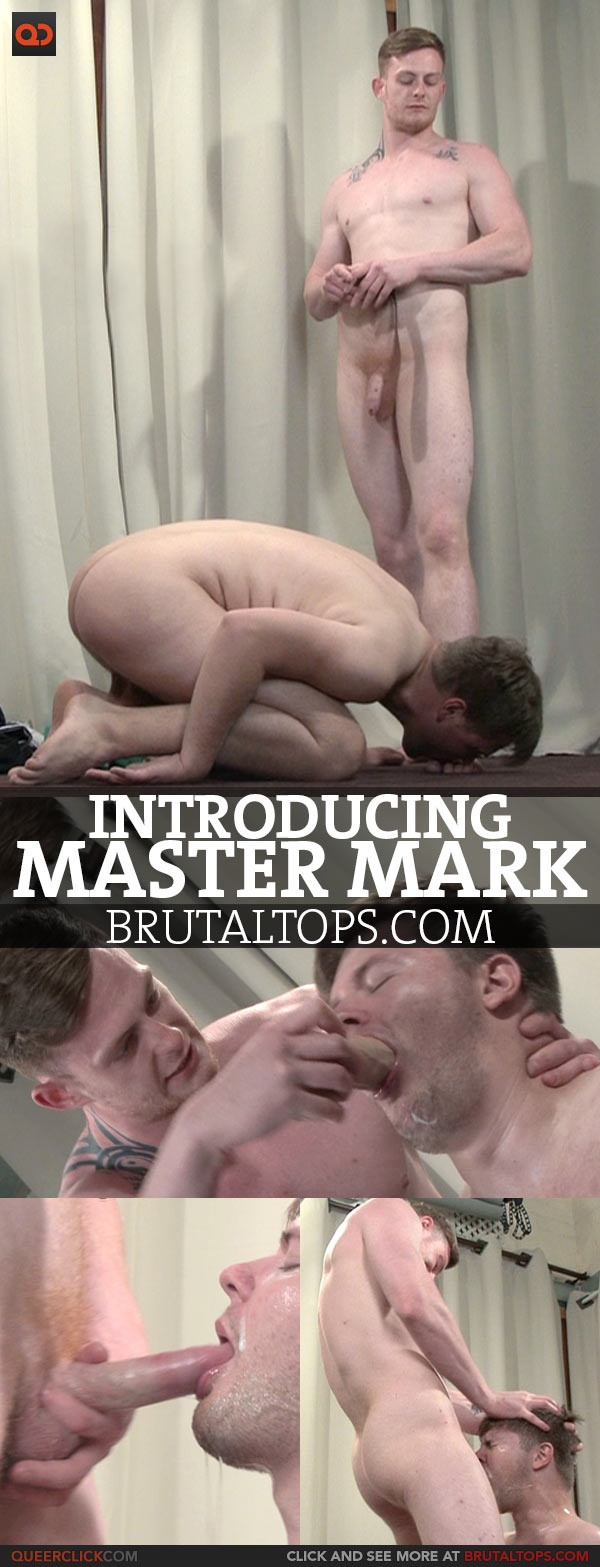 Introducing Master Mark At BrutalTops!