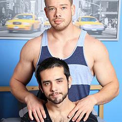 CollegeDudes: Aiden Joseph and Ryan Sparks