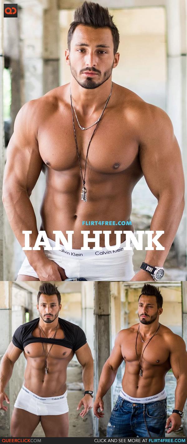 Flirt4Free: Ian Hunk
