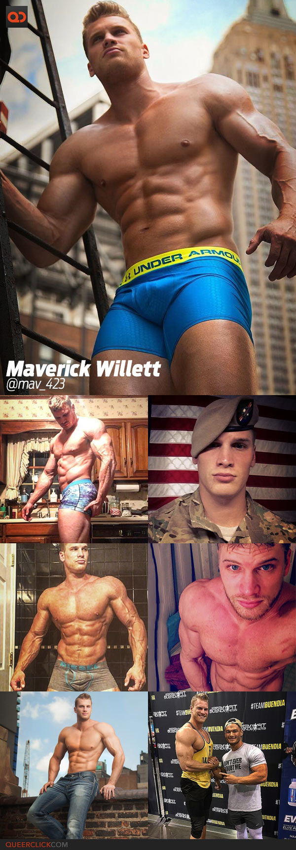 Nine Hot Fitness Models You Need To Follow On Instagram! – Part 3