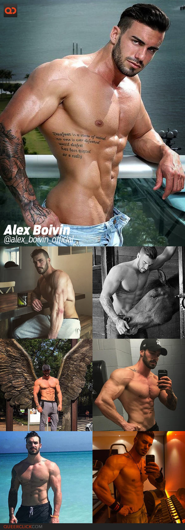 Anthony Pecoraro Porn nine hot fitness models you need to follow on instagram