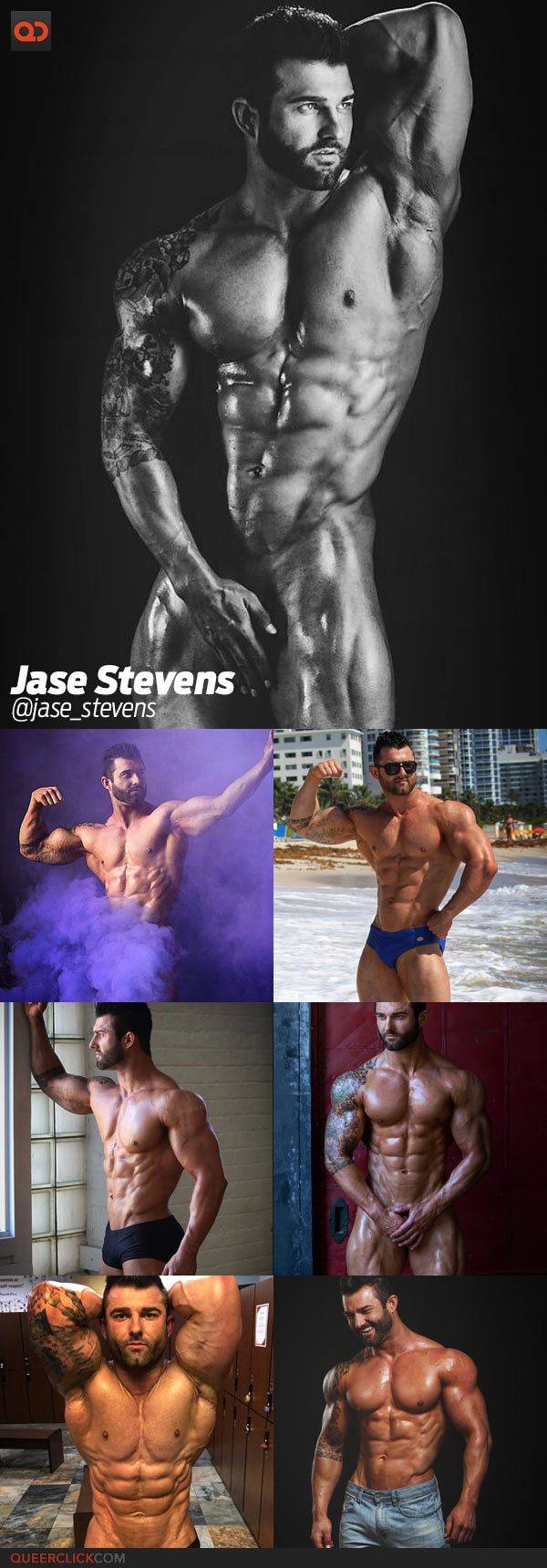 Nine Hot Fitness Models You Need To Follow On Instagram! – Part 4