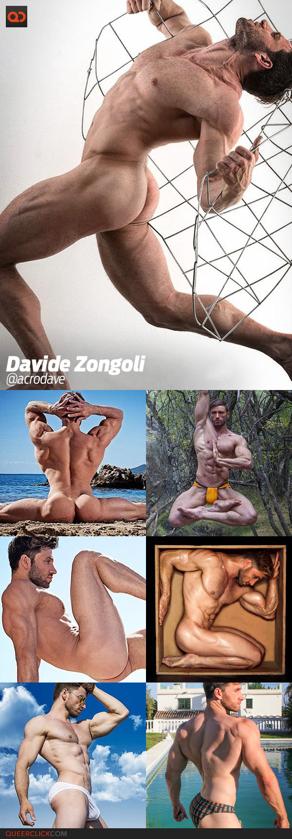 Seven Bootylicious Guys You Are Going To Drool Over On IG!