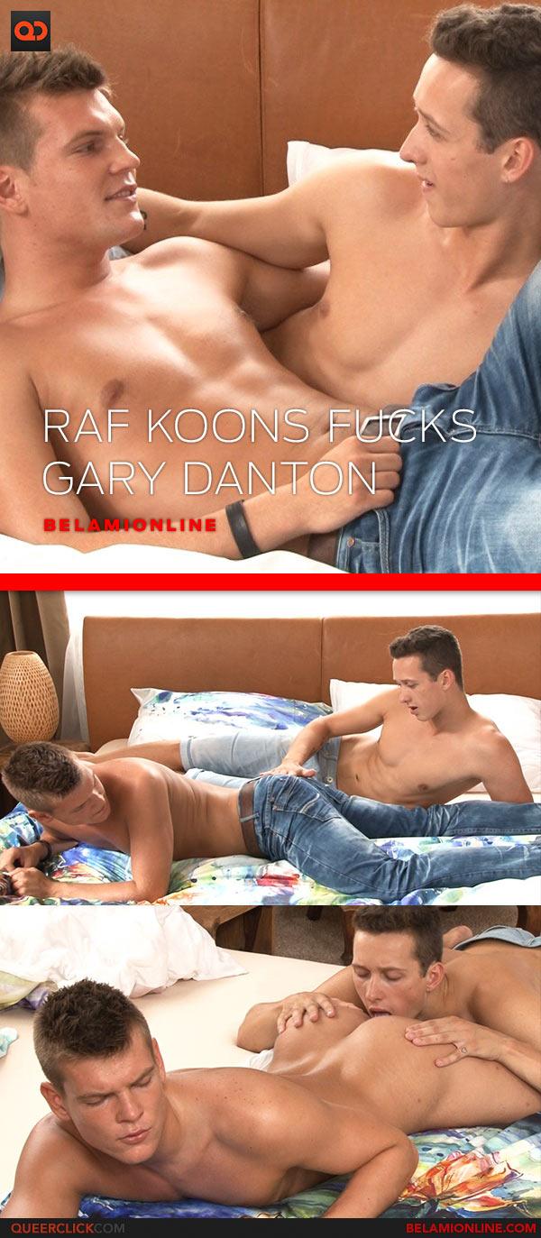 Bel Ami Online: Raf Koons Fucks Gary Danton Bareback