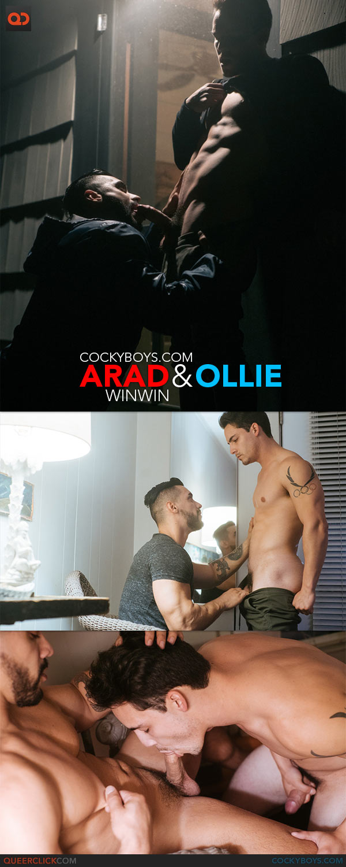 CockyBoys: Arad WinWin Fucks Ollie