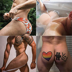 Nine Bootylicious Guys You Need To Follow On Instagram! – Part 3