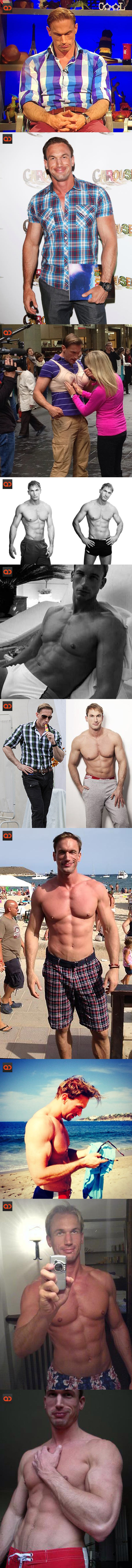"Christian Jessen, Doctor And TV Presenter From British Show ""Supersize Vs Superskinny"", Alleged Dick Pics Hit!"