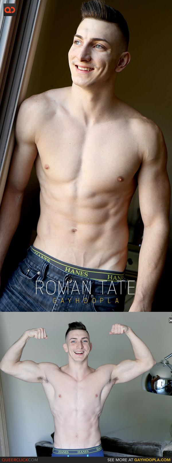 Gayhoopla: Roman Tate