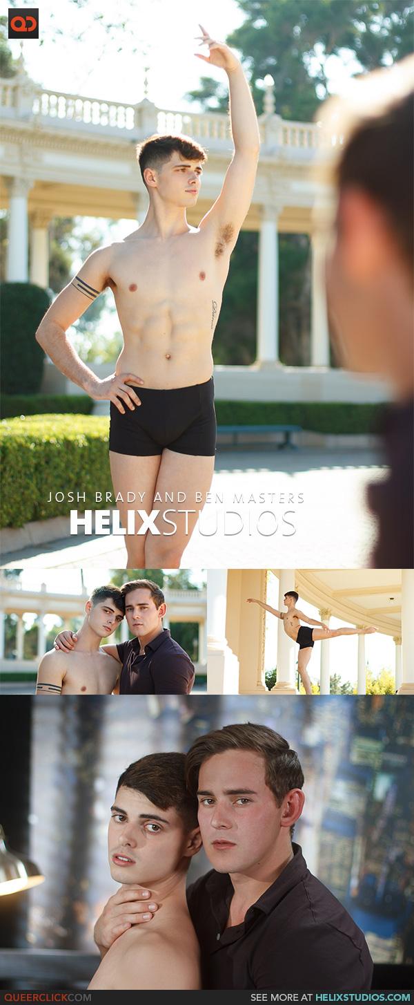 Helix Studios: Josh Brady and Ben Masters