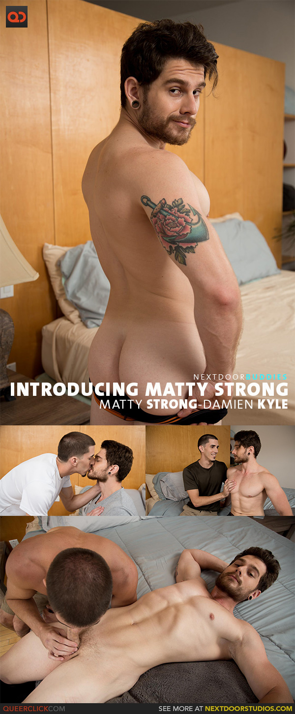 Next Door Studios:  Damien Kyle and Matty Strong