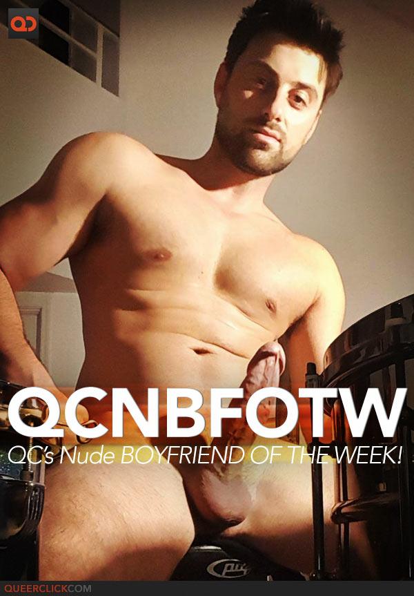 QC's Nude Boyfriend of the Week